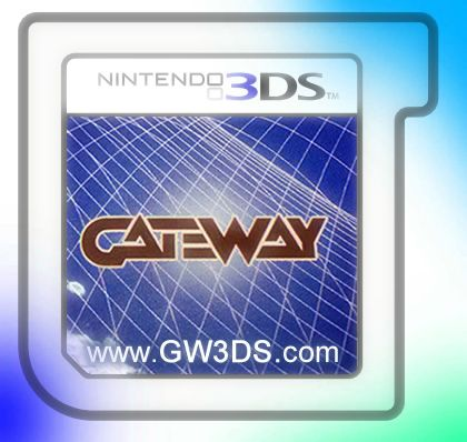 Gateway 3DS Software #1 Nintendo 3DS Flash Card Firmware & Tools »