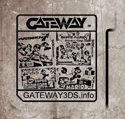 homebrew gateway 3ds roms